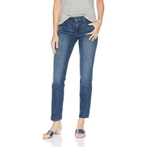 NYDJ Sheri Straight-Leg Jeans Lupine, NWT